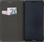 Azuri Booklet Ultra Thin Huawei P20 Lite Book Case Black