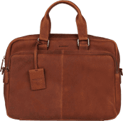 Burkely Antique Avery Workbag 15'' Cognac
