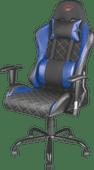 Trust GXT 707B RESTO Gaming Stoel Blauw