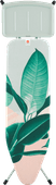 Brabantia Ironing Board B 124x38cm Tropical Leaves