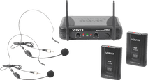 Vonyx STWM712H (200.175 and 201.400 MHz)