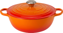 Le Creuset Marmite Casserole 32 cm Orange-red