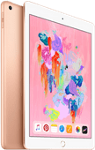 Refurbished iPad (2018) 32GB Wifi Goud