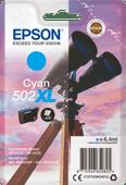 Epson 502XL Cartridge Cyaan