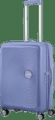 American Tourister Soundbox Expandable Spinner 67cm Denim Blue