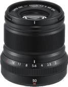 Fujifilm XF 50mm f/2.0 R WR Zwart