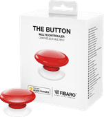 Fibaro The Button HomeKit Red