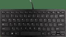 R-Go Compact Toetsenbord QWERTY (US) Zwart