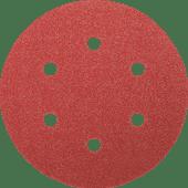 Bosch Schuurschijf 150 mm K120 (5x)