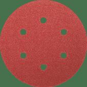 Bosch Schuurschijf 150 mm K60, K120, K240 (6x)