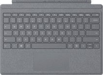 Microsoft Surface Go Type Cover QWERTY Gray