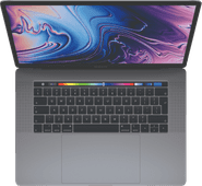 Apple MacBook Pro 15'' Touch Bar (2018) 16GB/4TB 2,2GHz Space Gray