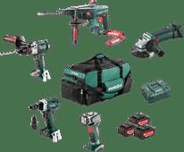Metabo Construction & Renovation - 5 machines Combiset