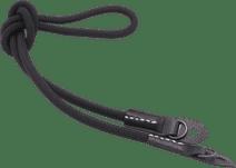 Caruba Climbing Rope Neckstrap Black