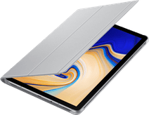Samsung Galaxy Tab S4 Book Cover Gray