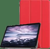 Just in Case Samsung Galaxy Tab A 10.5 Smart Tri-Fold Case Red