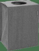 Brabantia Wastas 55 liter rechthoekig - Pepper Black
