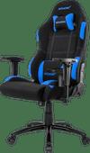 AKRacing, Gaming Chair Core EX Wide -  Zwart / Blauw