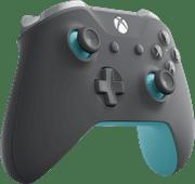 Microsoft Xbox One Wireless Controller Gray / Blue