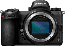Nikon Z6 + FTZ Adapter