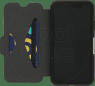 Otterbox Strada Apple iPhone Xr Book Case Black