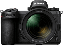 Nikon Z6 + 24-70mm f / 4.0 S + FTZ Adapter Kit