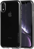 Tech21 Pure Carbon Apple iPhone XR Back Cover Black