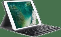 Just in Case Premium Apple iPad 9.7 (2017) Book Case Black