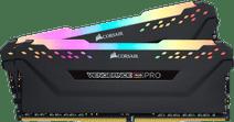 Corsair Vengeance RGB Pro 16GB DDR4 DIMM 2666 Mhz / 16 (2x8GB) Black