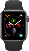 Renewd Apple Watch Series 4 Space Gray/Black 40mm