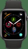 Renewd Apple Watch Series 4 Space Gray/Black 44mm