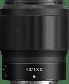 Nikon NIKKOR Z 50mm f / 1.8 S