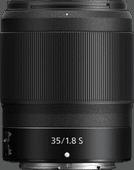 Nikon NIKKOR Z 35mm f / 1.8 S