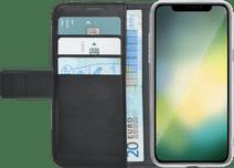 Azuri Wallet Magneet Apple iPhone Xr Book Case Zwart