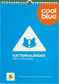 Coolblue Cat Calendar (Dutch)