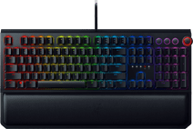 Razer BlackWidow Elite Mechanical Gaming Keyboard Yellow Switch QWERTY