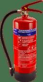Alecto ABP-6 Poeder brandblusser 6kg