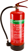 Alecto ABS-6 Foam fire extinguisher 6 liters