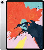 Apple iPad Pro (2018) 12,9 inch 256 GB Wifi + 4G Zilver