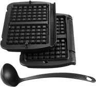 Tefal Snacking & Baking XA7238 waffle accessory