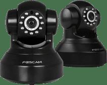 Foscam FI9816P Zwart Duo Pack