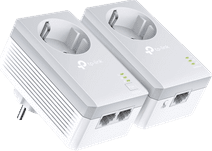 TP-Link PA4022P KIT 600 Mbps 2 adapters (Geen WiFi)