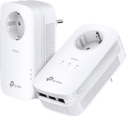 TP-Link TL-PA8033P No WiFi 1200 Mbps 2 adapters