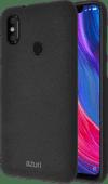 Azuri Flexible Sand Xiaomi Mi 8 Back Cover Black