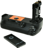 Jupio Battery grip voor Canon 5D Mark IV (BG-E20)