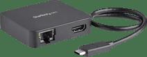 Startech Usb c naar HDMI, Usb en Ethernet Kabel Converter
