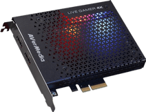 AVerMedia Live Gamer 4K GC573 PCI-E Game Capture