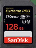 SanDisk SDXC Extreme Pro 128GB 170MB/s