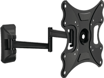 "BlueBuilt Rotatable Wall mount 19-40"" Black"