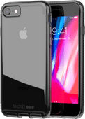 Tech21 Pure Carbon Apple iPhone SE 2 / 8/ 7 Back Cover Grijs